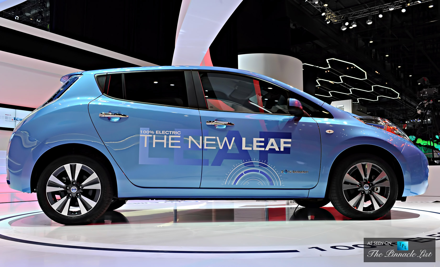 Nissan Leaf - The New Car Market is Back - 4 Hot Cars Sure to Impress in 2014