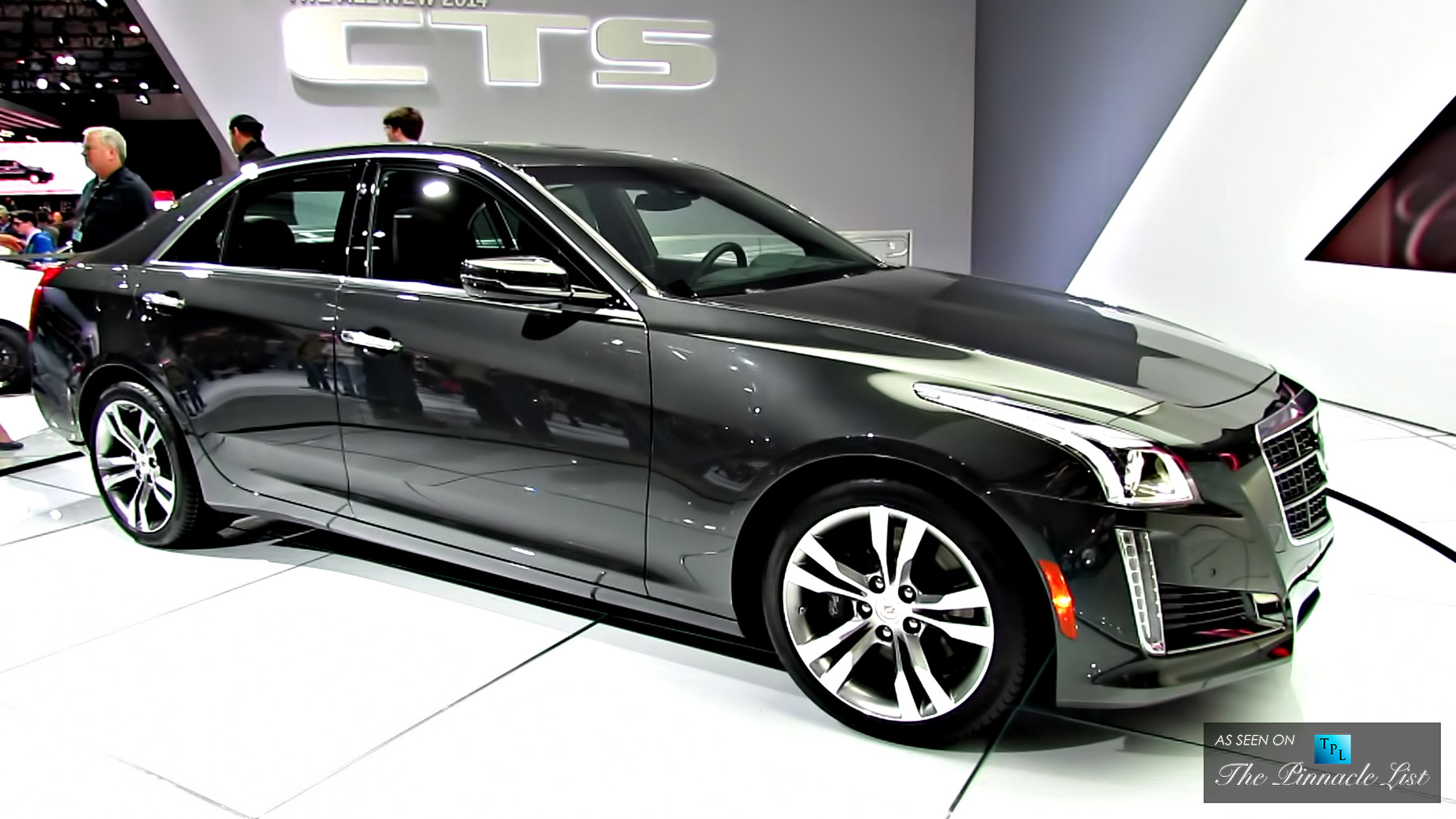 Cadillac CTS - The New Car Market is Back - 4 Hot Cars Sure to Impress in 2014