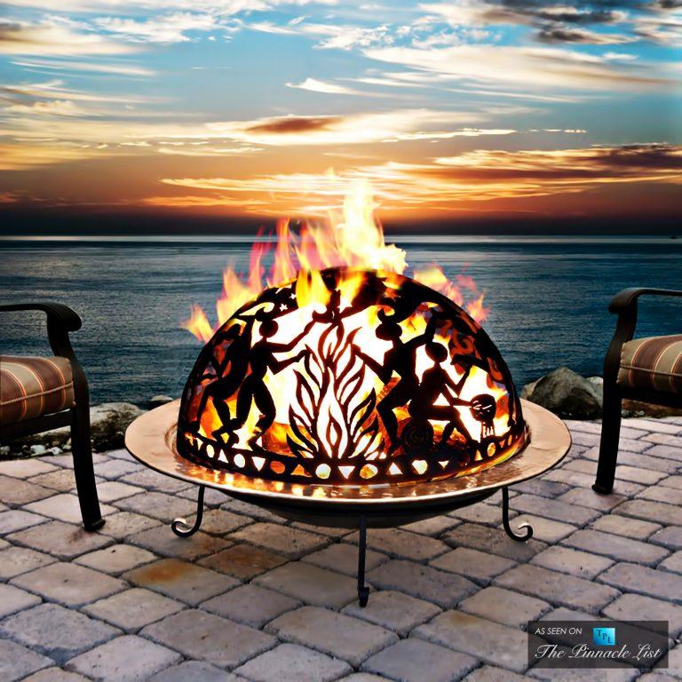 Entertainment Spot - 5 Luxury Backyard Design Trends for Spring