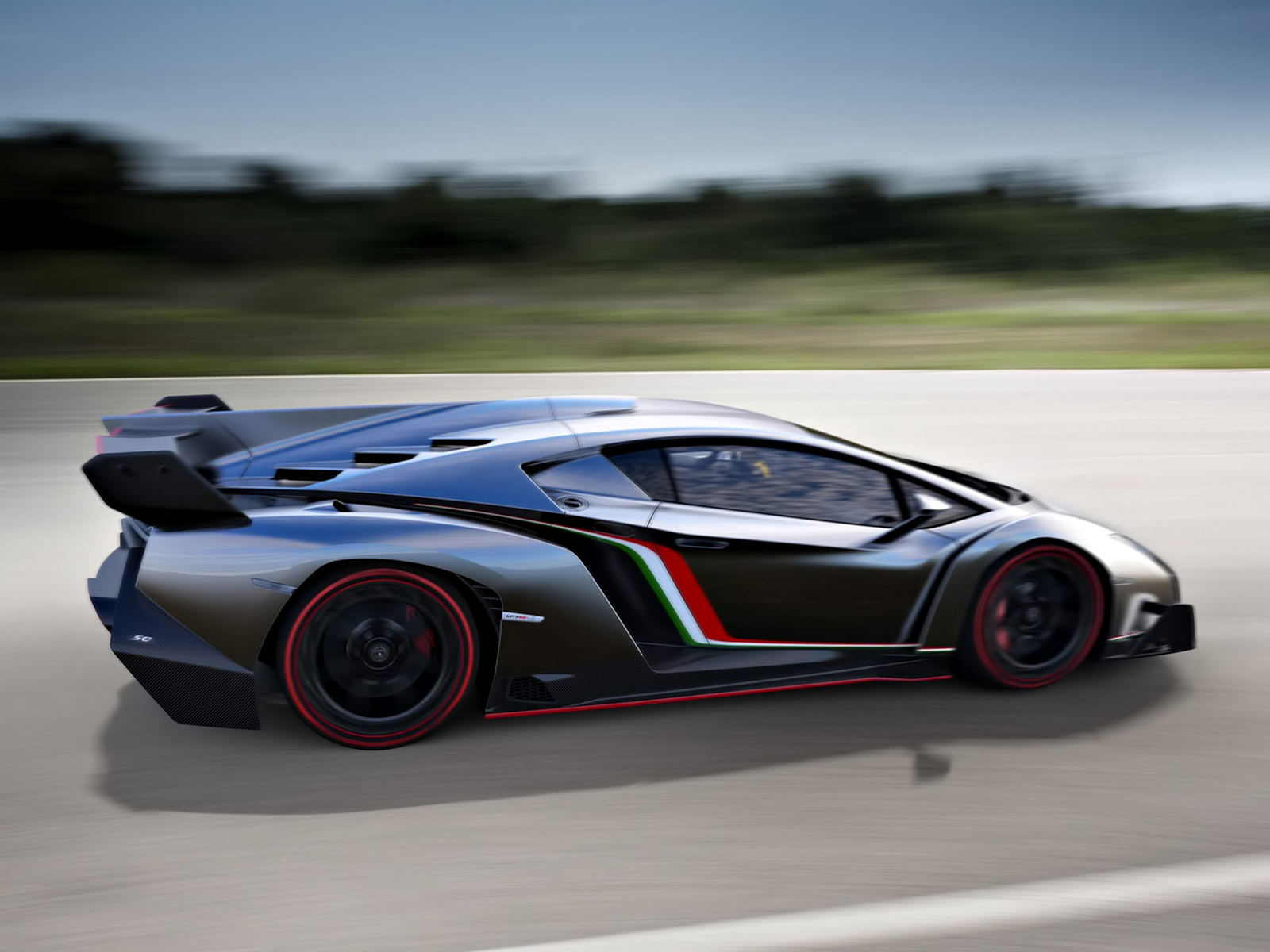 Lamborghini Veneno - The Top-Five Most Uber-Expensive Luxury Supercars in the World