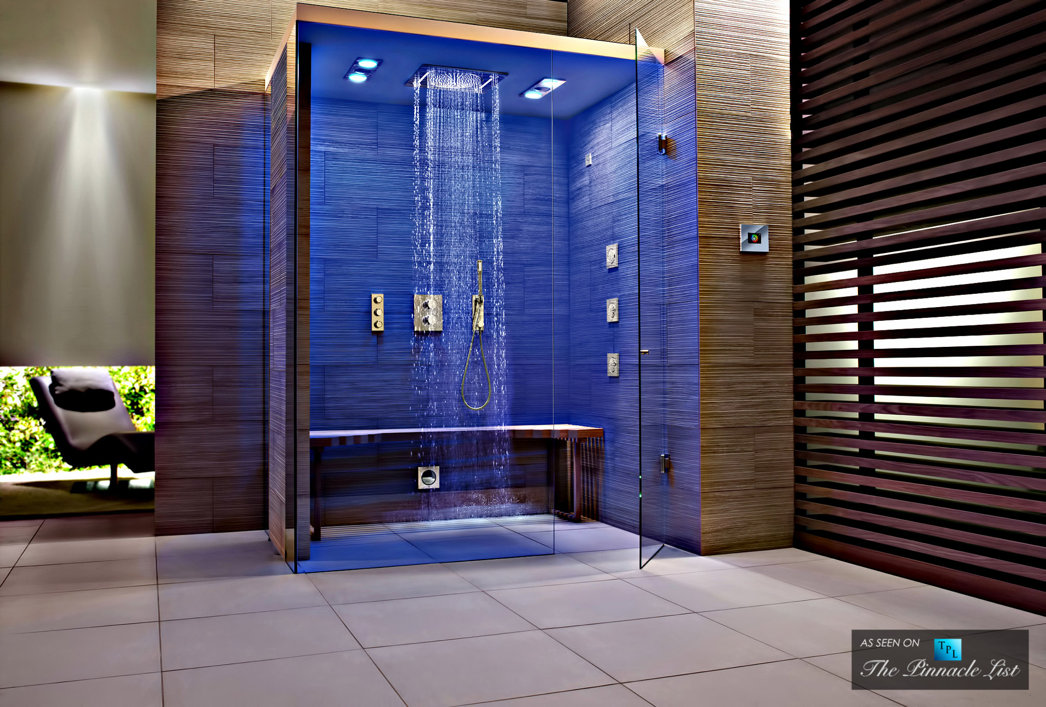 Smart Water Control - Luxury Home Design - 4 High-End Bathroom Installation Ideas