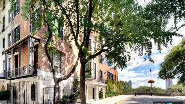 Sold in 2013 for $34.4 Million - 21 Beekman Place, New York, NY 10022