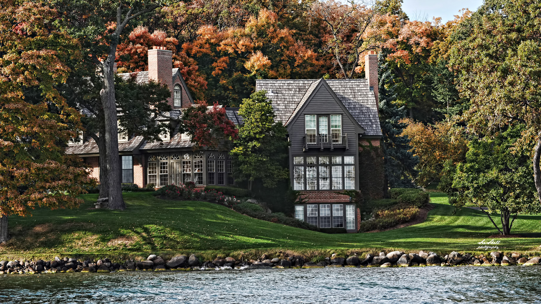 Wrigley Estate Lake Geneva - 5 of Wisconsin's Historically Significant Grand Mansions and Premier Luxury Estates