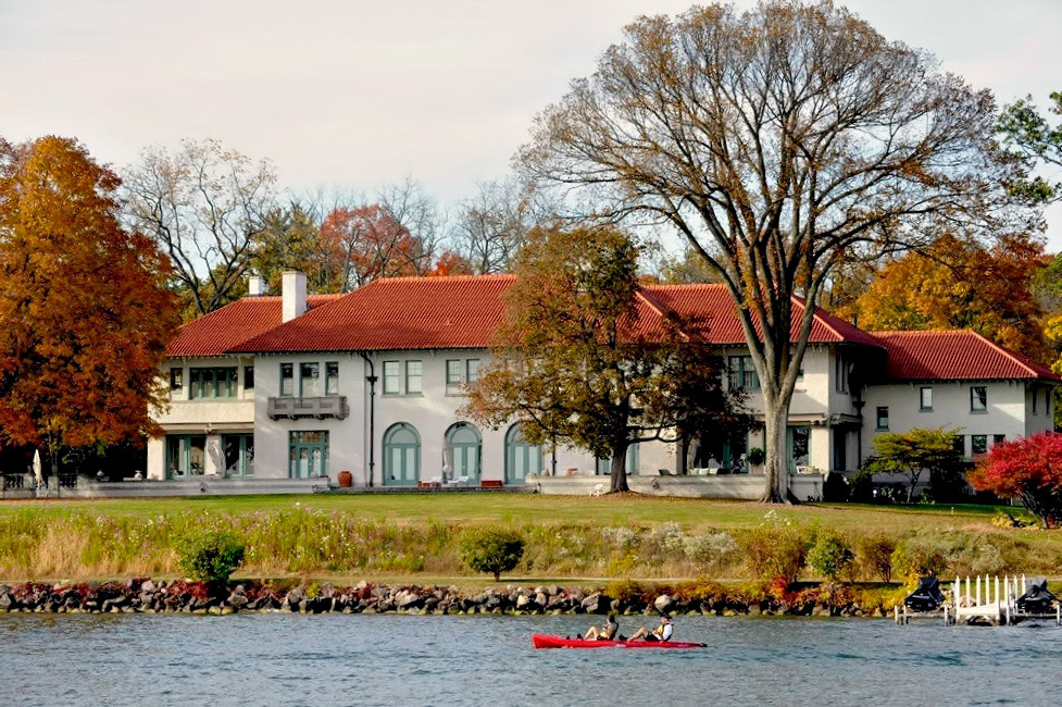 Edgewood Estate Lake Geneva - 5 of Wisconsin's Historically Significant Grand Mansions and Premier Luxury Estates