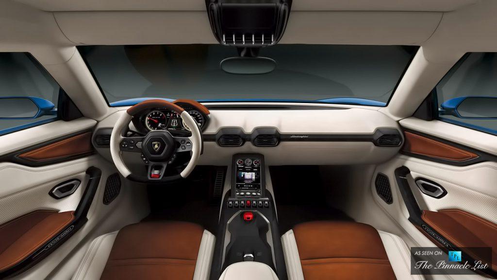Meet the New 2015 Lamborghini Asterion LPI 910-4 Hybrid Supercar