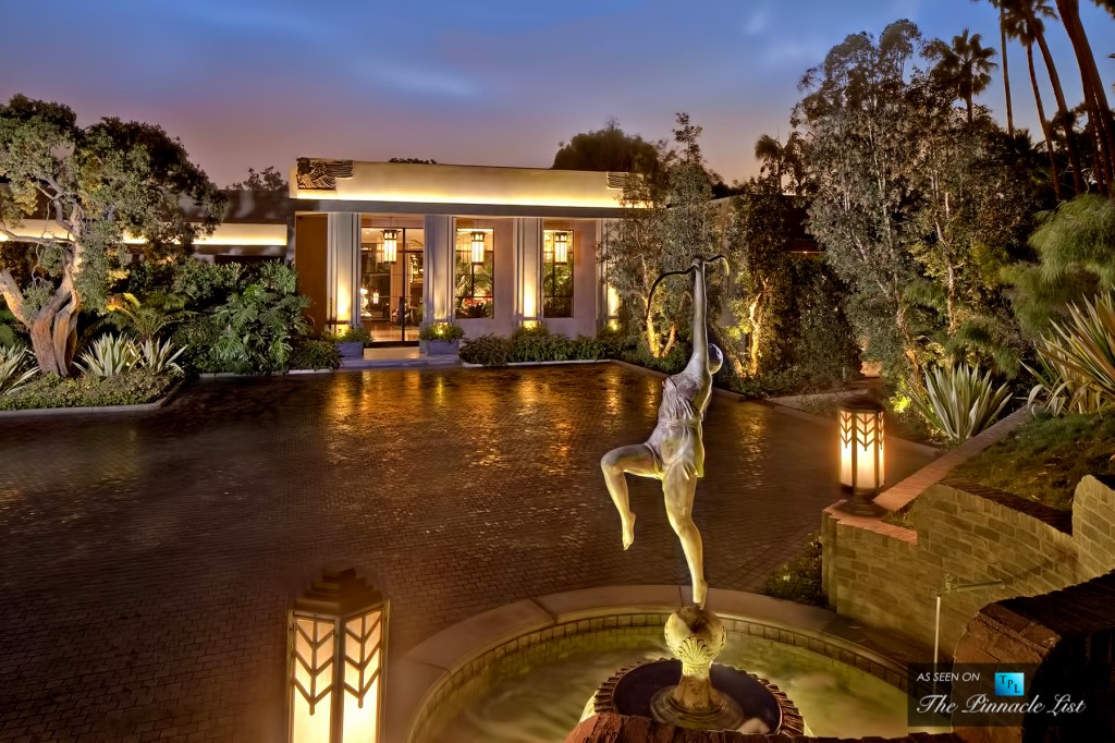 Sold in 2013 for $24 Million - 107 N Delfern Dr, Los Angeles, CA 90077