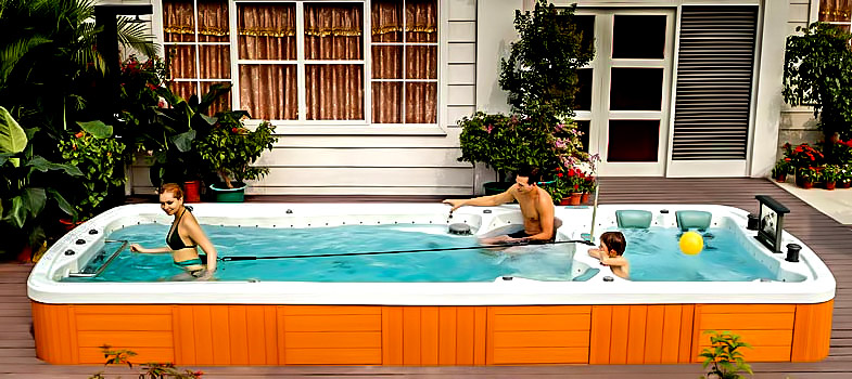 Sportness 6500 Split Level Luxury Hot Tub