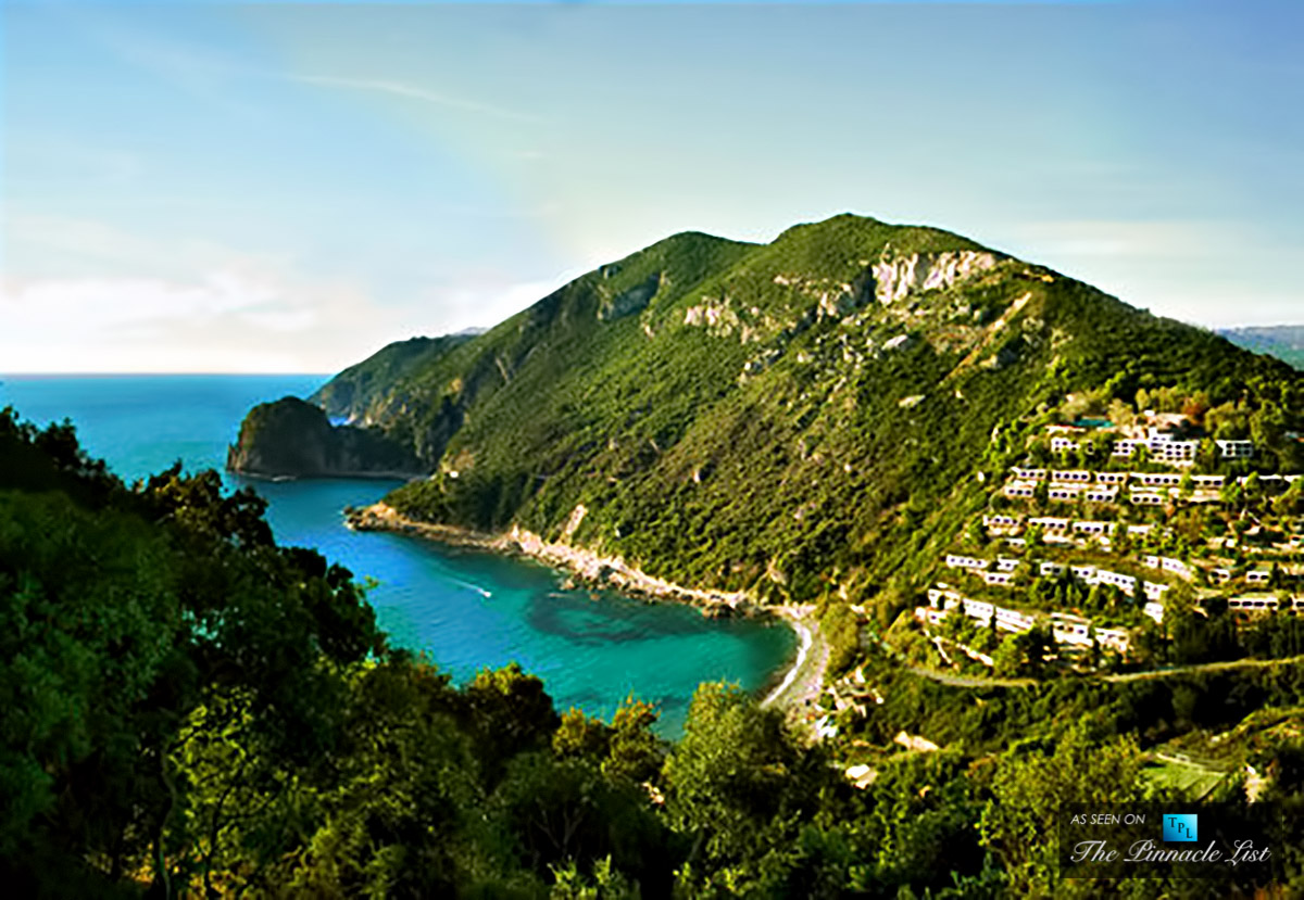 $10.5 Million Corfu Island Private Beachfront Property - Luxury Real Estate For Sale in Greece
