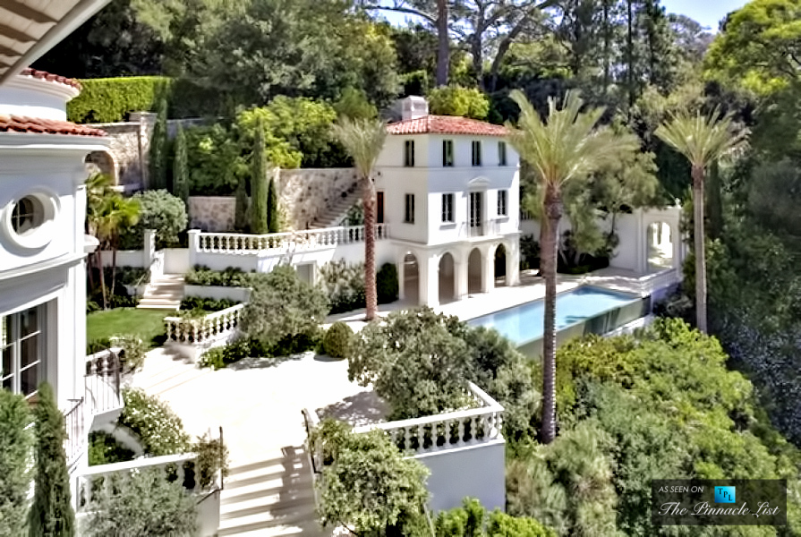 Sold in 2013 for $23.5 Million - 730 Sarbonne Rd, Los Angeles, CA 90077