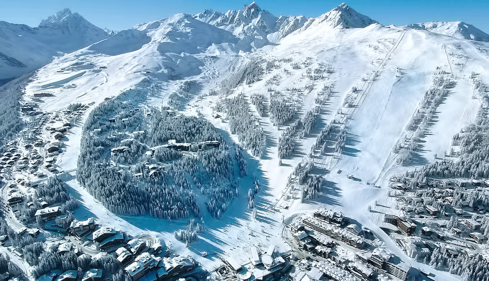Courchevel - French Alps Mountain Resort - An Exclusive Très Chic Luxury Winter Paradise