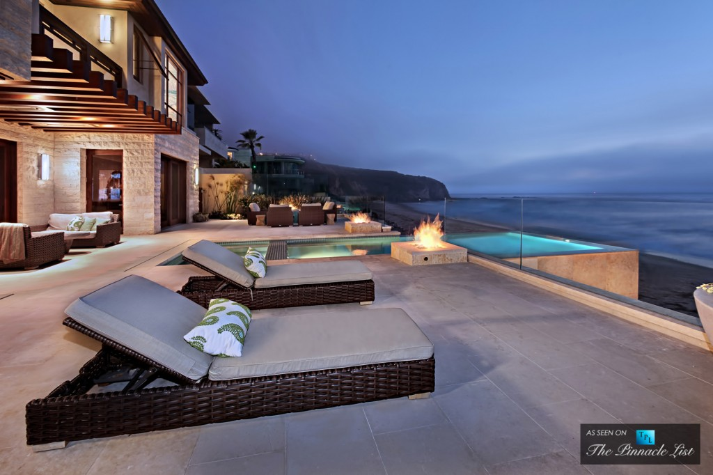 Sold in 2013 for $22.25 Million - 33 Strand Beach Drive, Dana Point, CA 92629