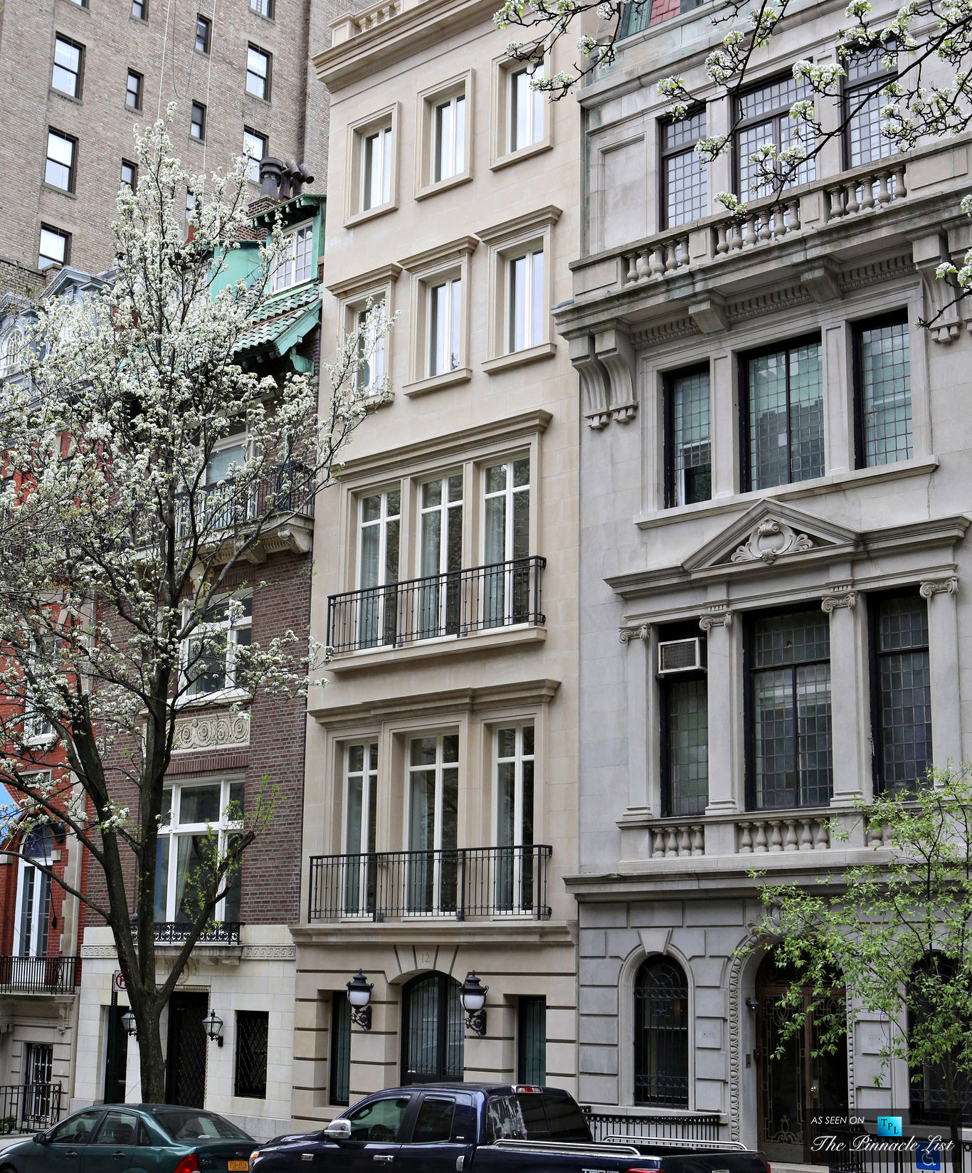 Sold in 2013 for $27 Million - 12 East 76th St, New York, NY 10021