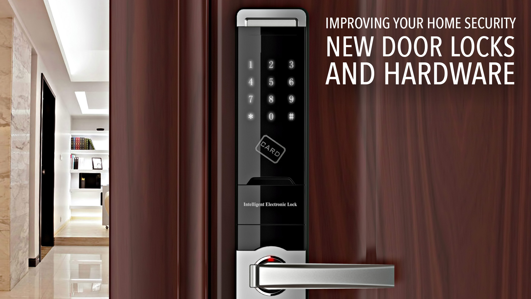 Key Tips on Improving Your Home Security with Door Security Hardware