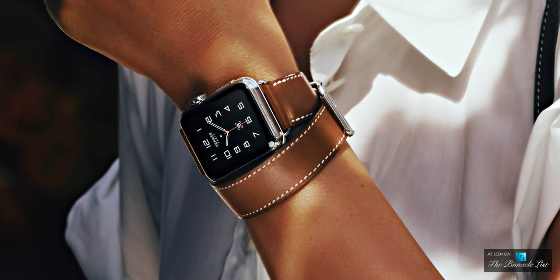 Apple Watch Hermes - 7 Must Have Wearable Tech Luxury Brands