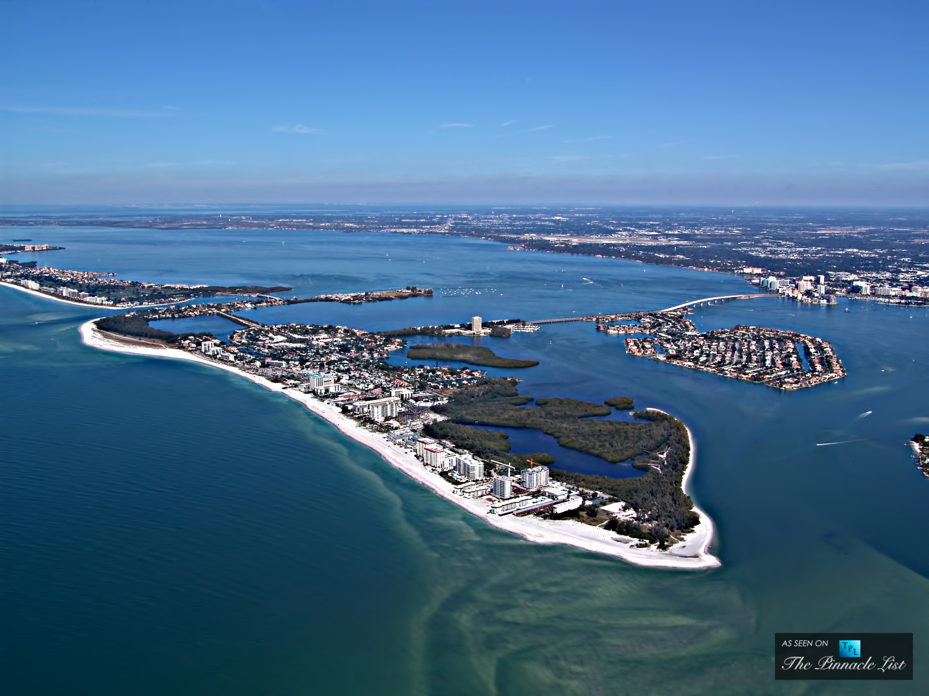 Sarasota - Top 5 Locations For a Luxury Second Home in Florida