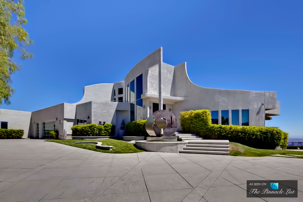Sold in 2013 for $20 Million - 1 Electra Ct, Los Angeles, CA 90046