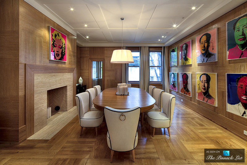 Sold in 2013 for $26 Million - 45 East 74th St, New York, NY 10021