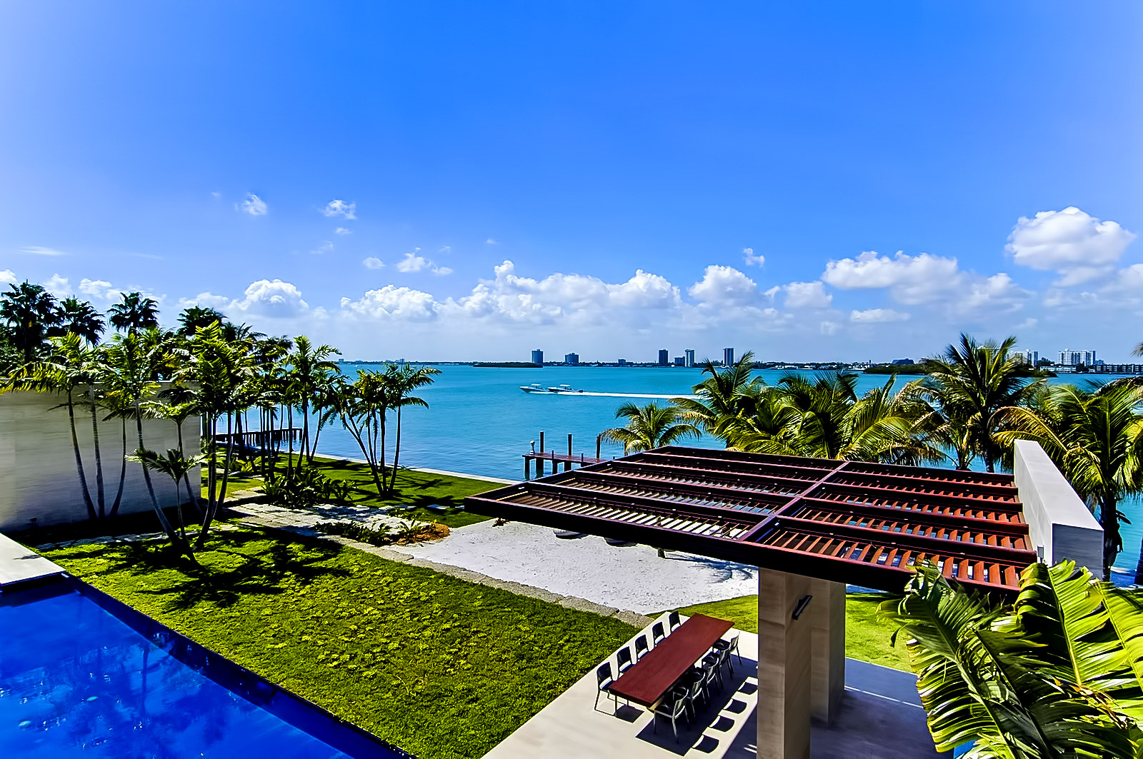 The Most Expensive Home Sold on Record in Miami-Dade, Florida – 3 Indian Creek Island Estate