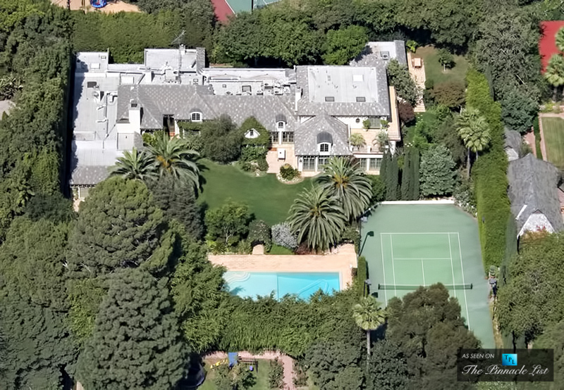 Sold in 2013 for $19.5 Million - 9425 Sunset Blvd, Beverly Hills, CA 90210