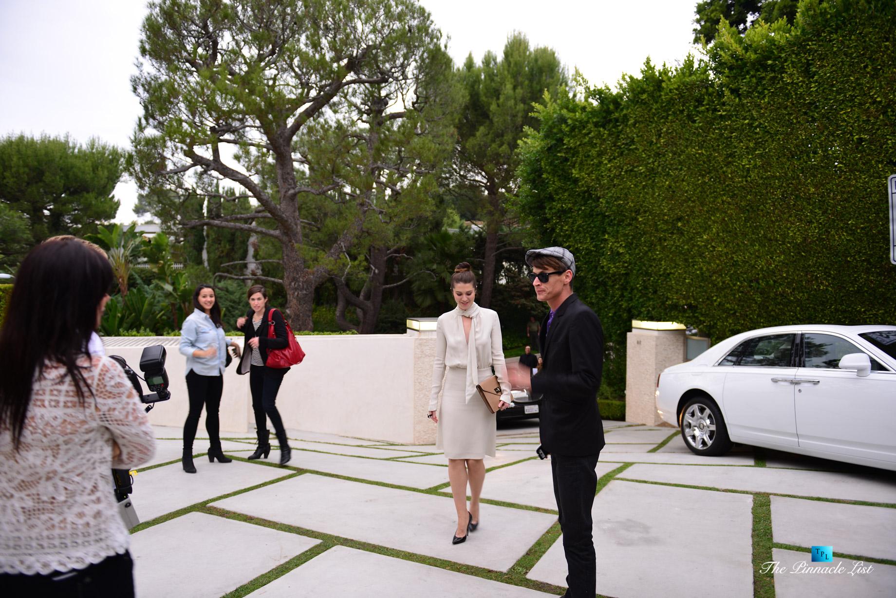 Mary Elizabeth Winstead – Rolls-Royce Hosts The Variety Studio Event in Beverly Hills, California