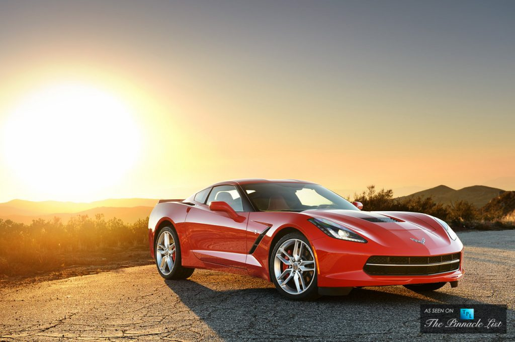 014 - 2014 Chevrolet Corvette Stingray - Reinventing the Iconic American Luxury Sports Car