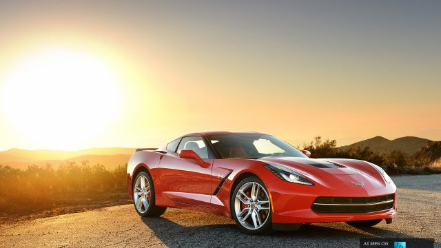 2014 Chevrolet Corvette Stingray - Reinventing the Iconic American Luxury Sports Car