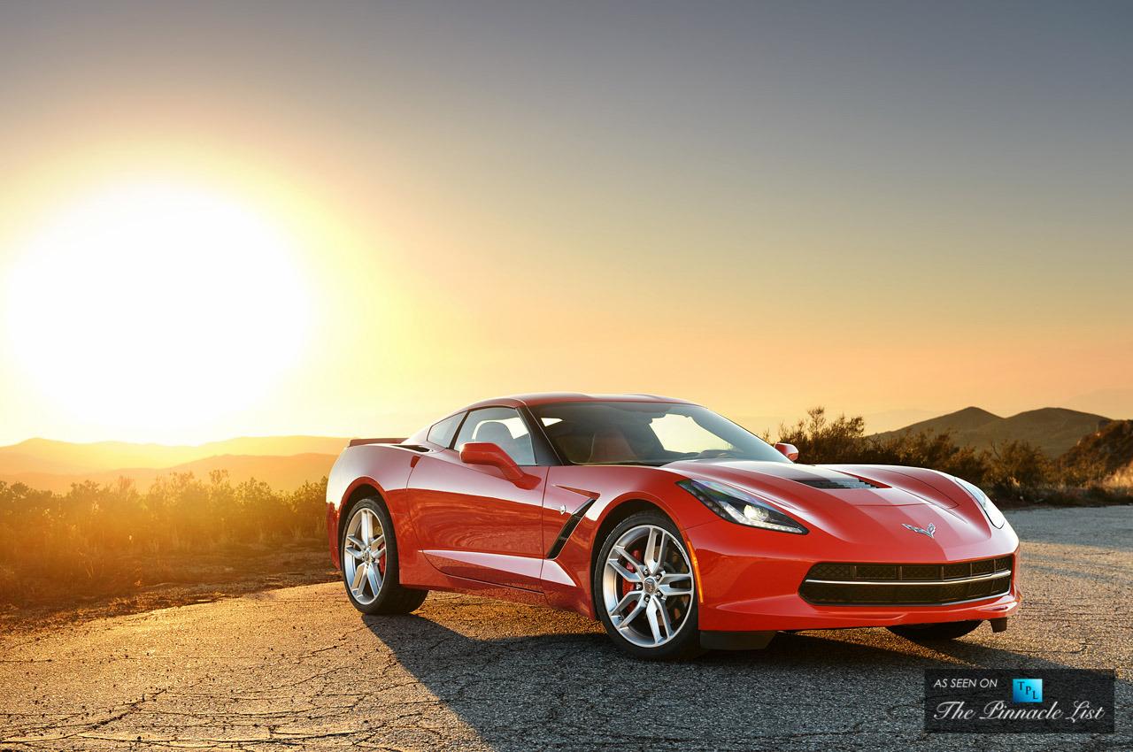 014 – 2014 Chevrolet Corvette Stingray – Reinventing the Iconic American Luxury Sports Car