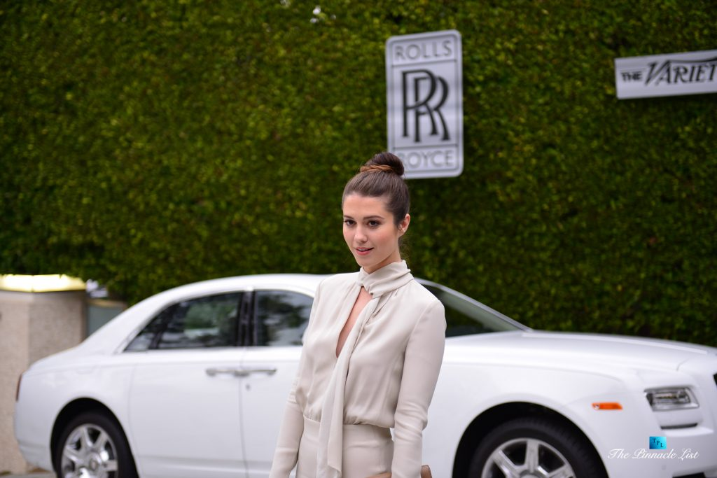 Mary Elizabeth Winstead - Rolls-Royce Hosts The Variety Studio Event in Beverly Hills, California