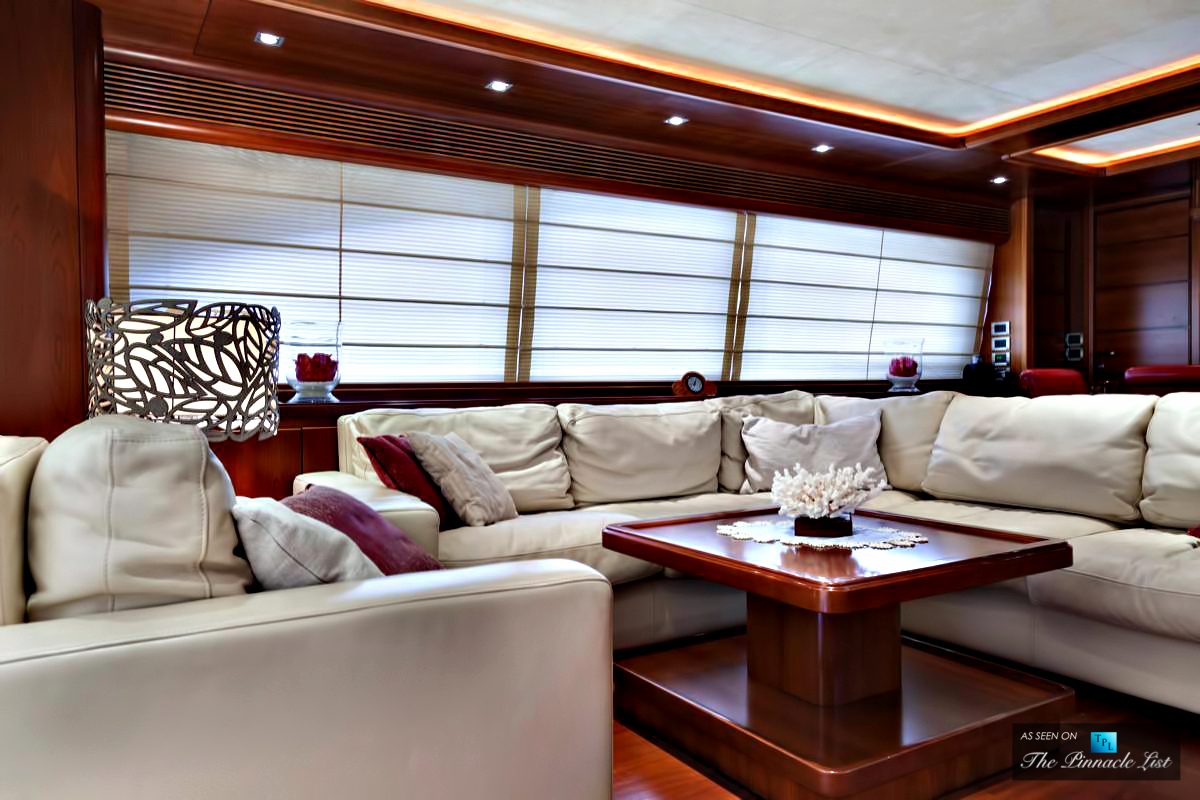 Anne Marie - Five Luxury Superyachts Available for a Summer Charter