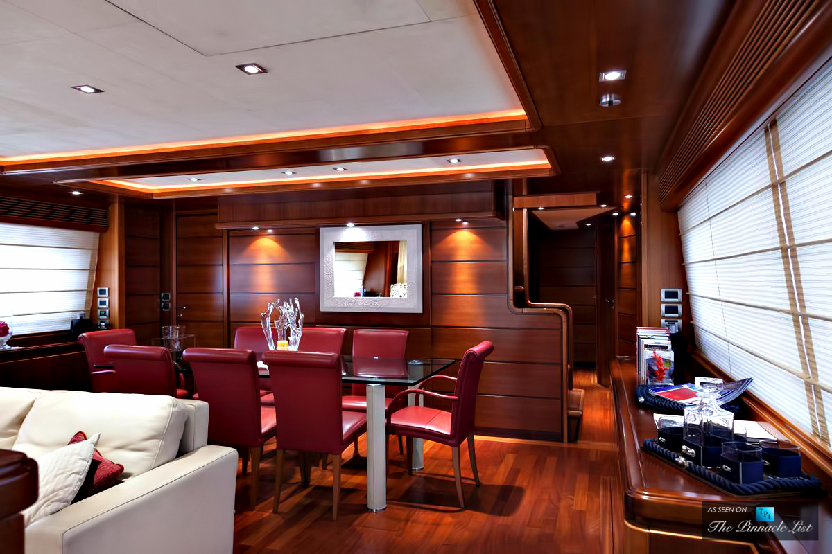 Anne Marie – Five Luxury Superyachts Available for a Summer Charter