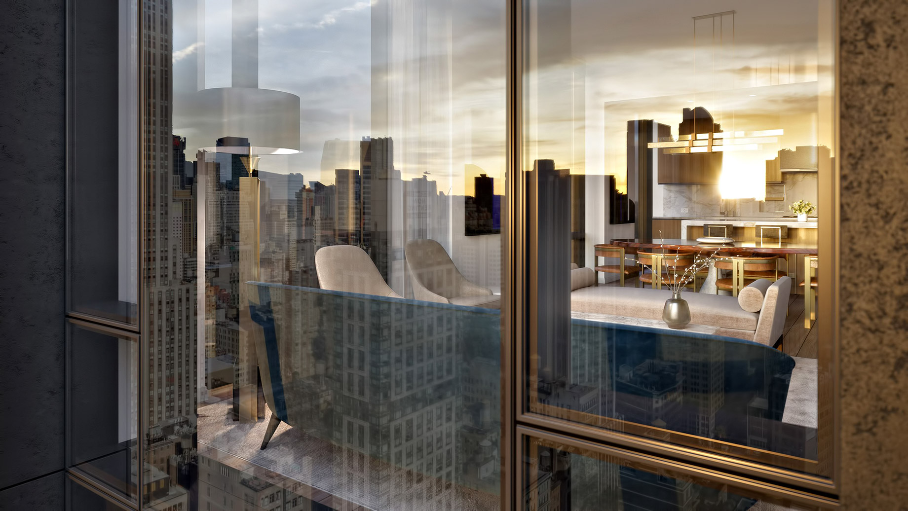 Luxury Condos in NoMad – 277 Fifth Ave, New York, NY, USA