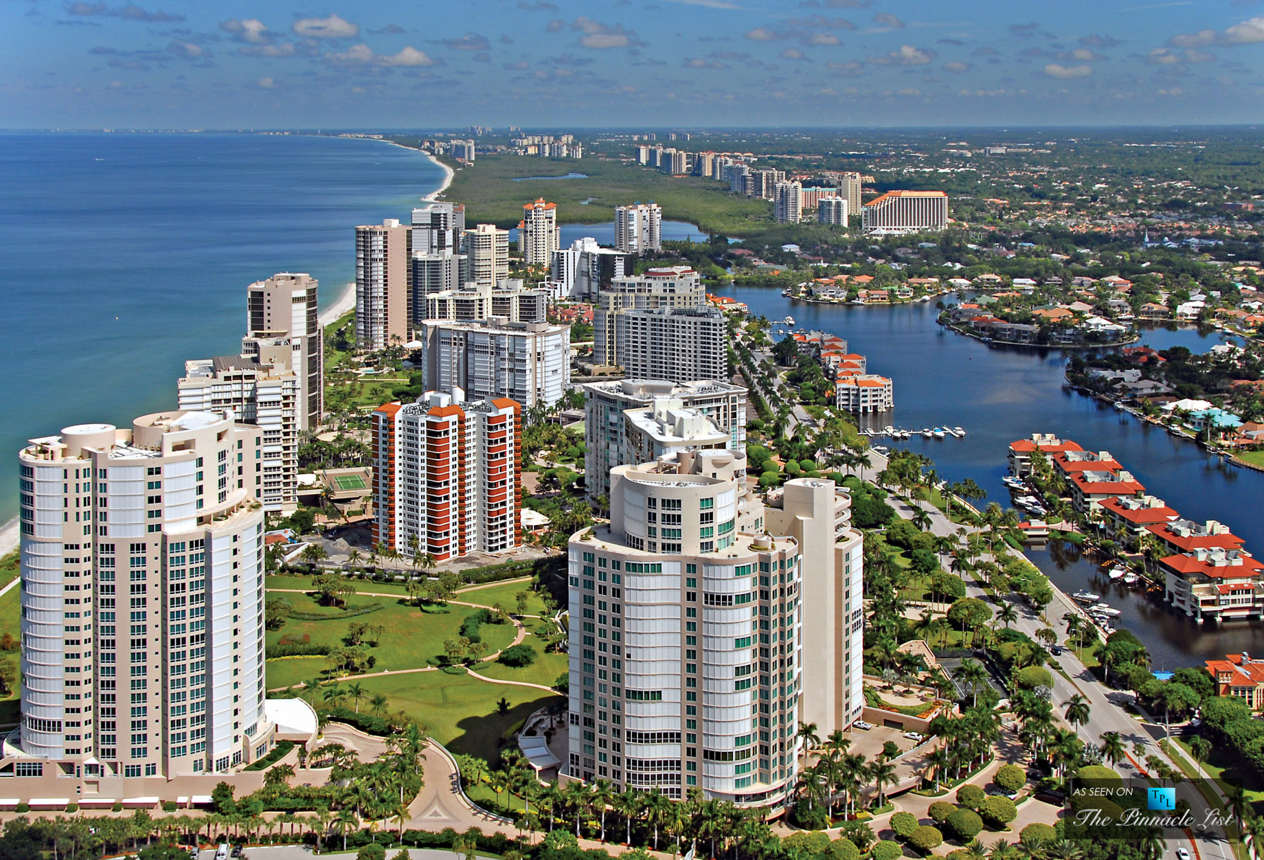 Naples - Top 5 Locations For a Luxury Second Home in Florida