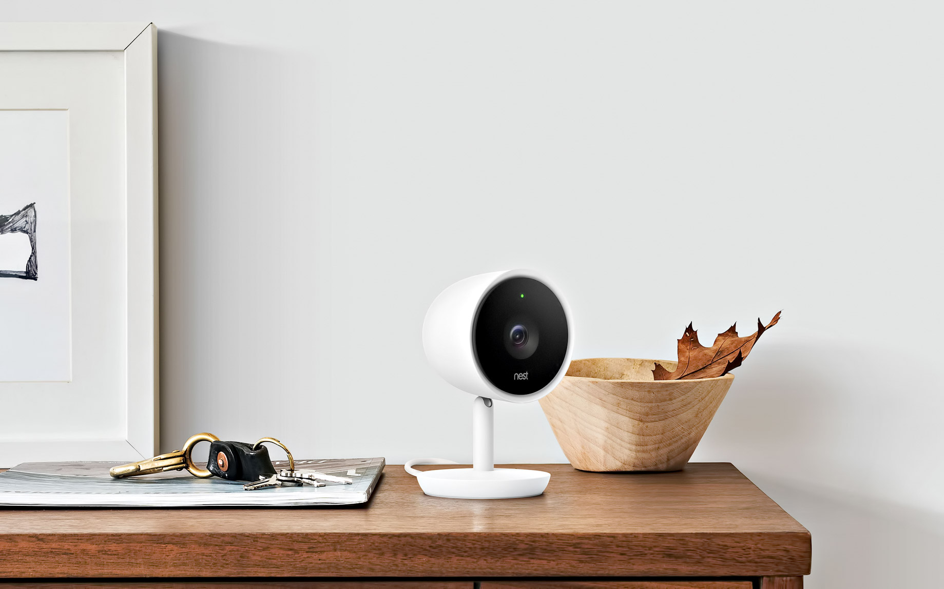 Nest Cam - Four of the Best Smart Home Security Products Available Today