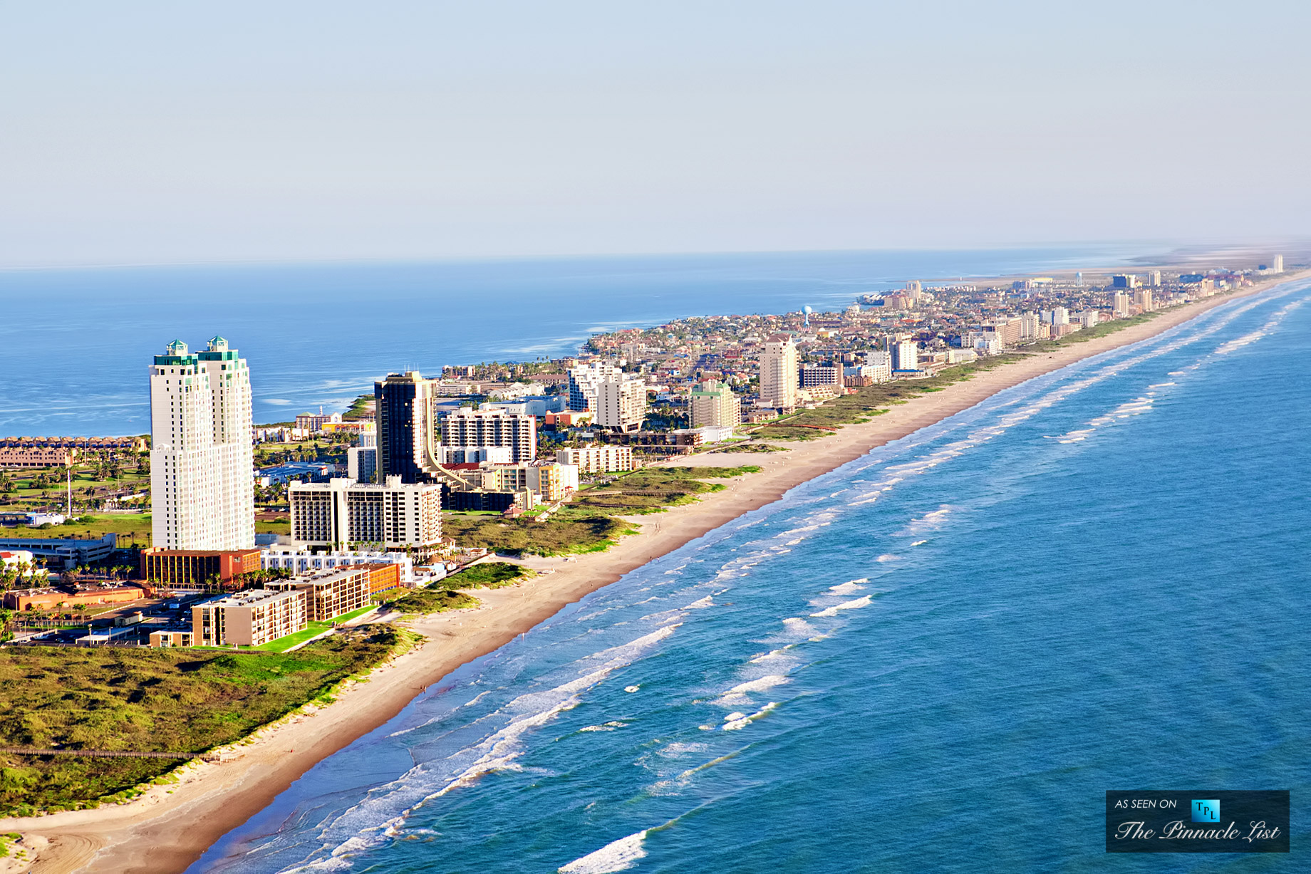 South Padre Island, Corpus Christi, TX - Luxury Living in the Lone Star State of Texas