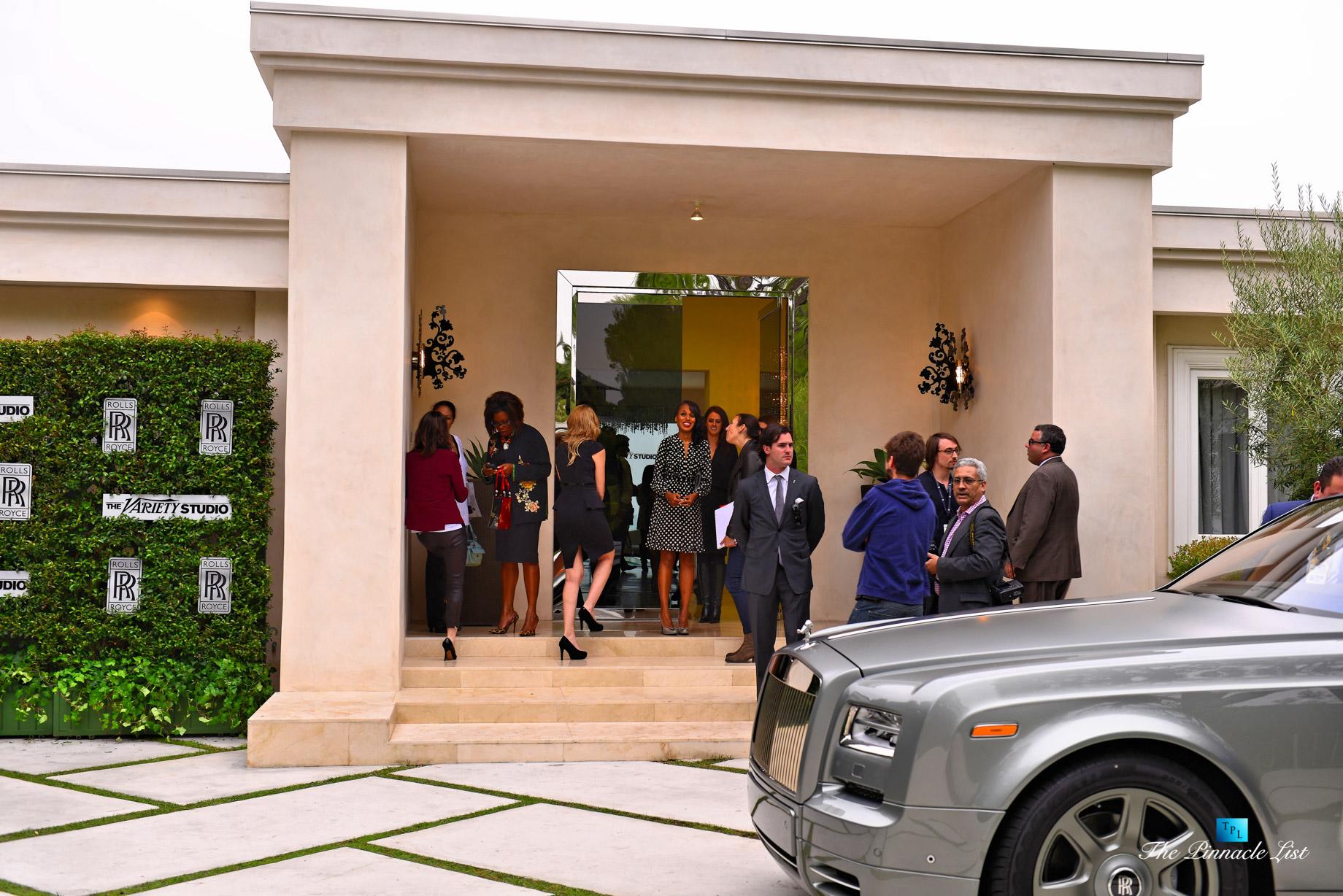 Kerry Washington - Rolls-Royce Hosts The Variety Studio Event in Beverly Hills, California