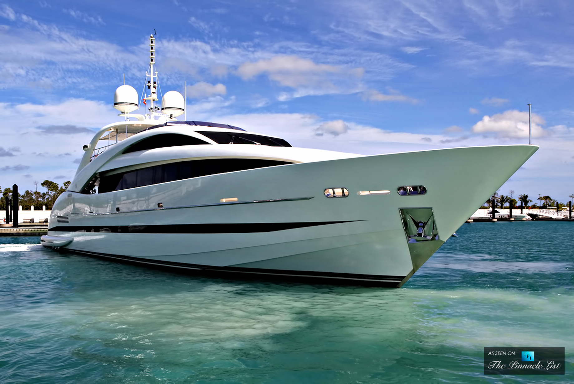 Sealyon Superyacht – Charter Availability for Caribbean and South Pacific