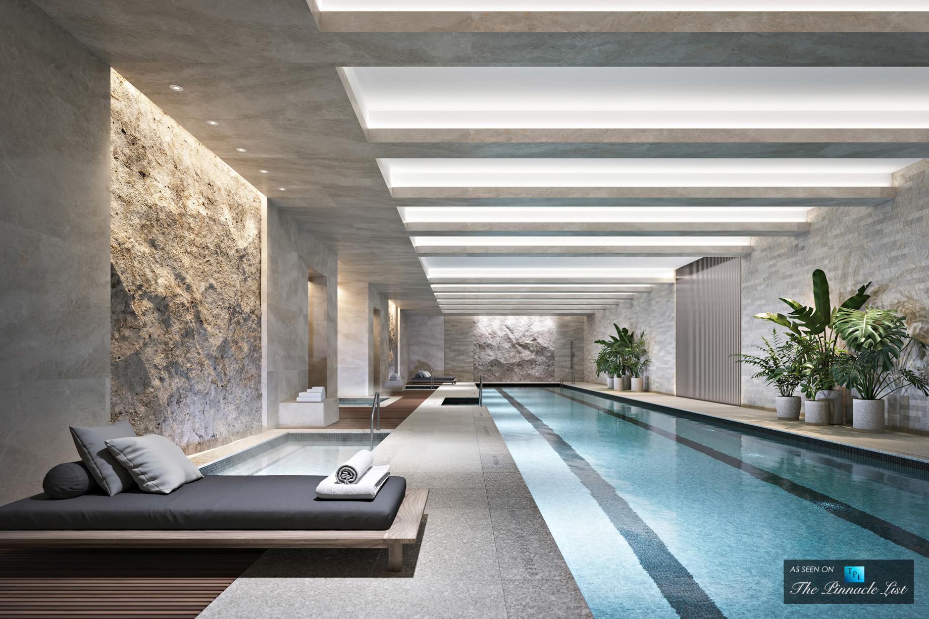 70 Vestry Swimming Pool - 70 Vestry St, New York, NY 10013, USA