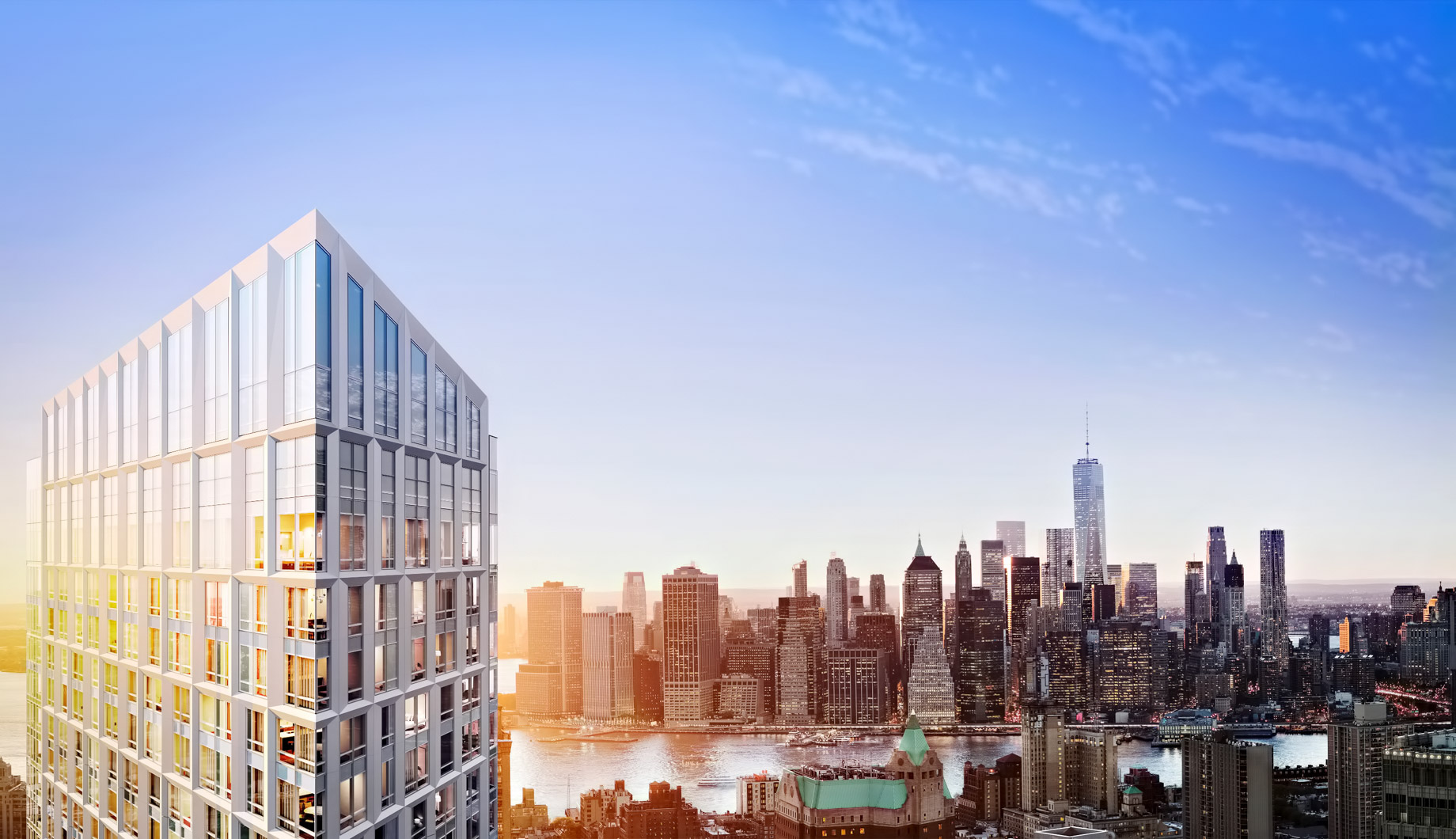 Brooklyn Point - New York City Luxury Market in 2018 - 5 Premier New Residential Developments