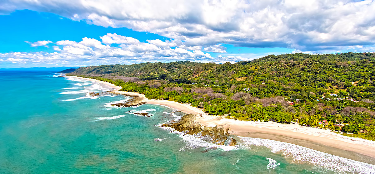 Costa Rica - Santa Teresa - Best Exotic Locations for Remote Workers to Consider a Second Home