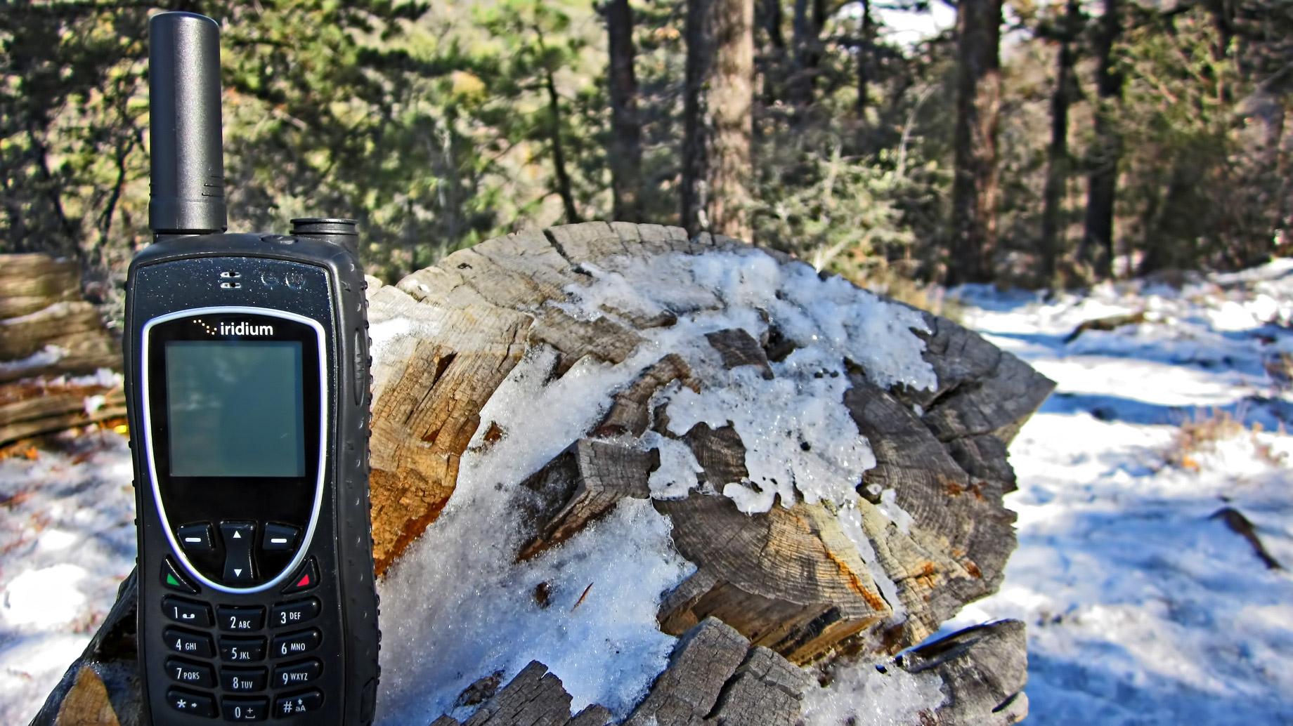 Global Wanderlust - High Tech Travel Gadgets for the World Explorer - Satellite Phone