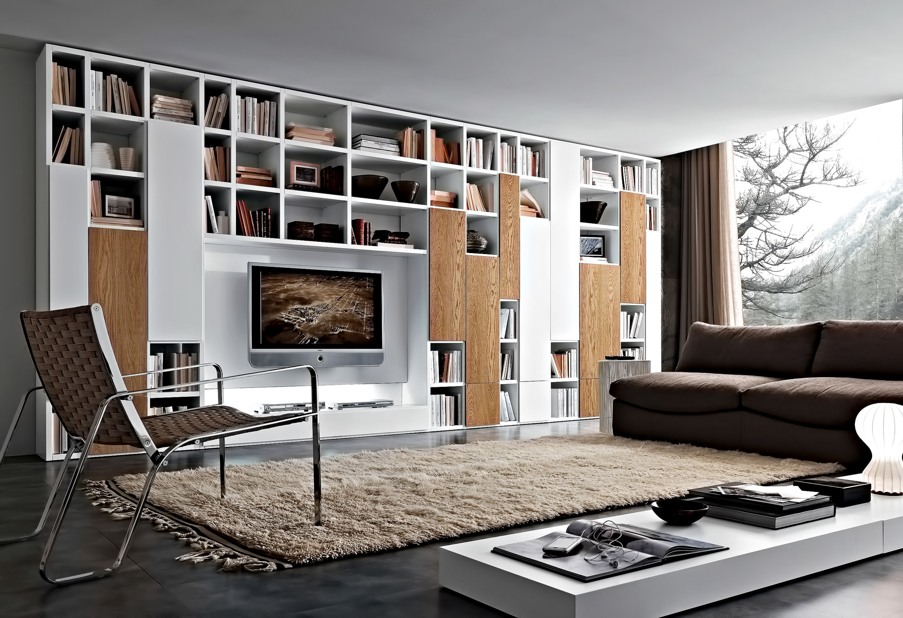 Luxury Home Trends - Adjustable Shelves Cabinets and Bookcases
