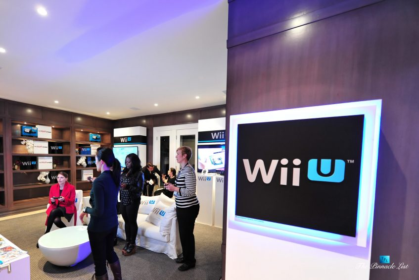 Rolls-Royce Hosts The Variety Studio Event with Nintendo Wii U in Beverly Hills, California
