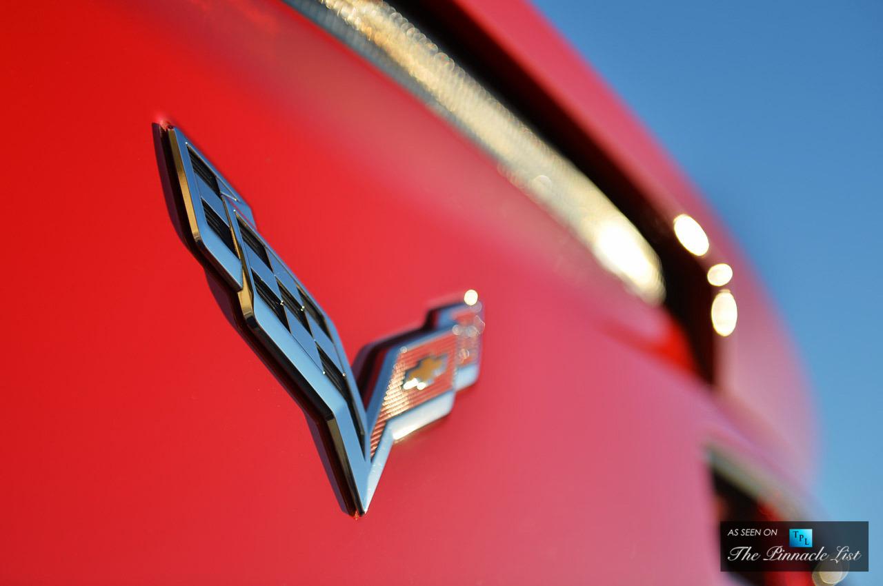 2014 Chevrolet Corvette Stingray – Reinventing the Iconic American Luxury Sports Car
