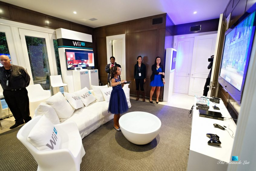 Quvenzhane Wallis - Rolls-Royce Hosts The Variety Studio Event with Nintendo Wii U in Beverly Hills, California
