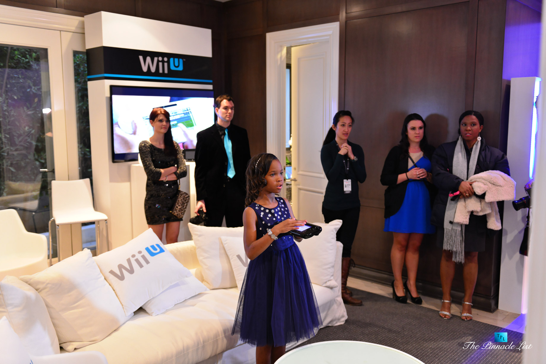 Quvenzhane Wallis – Rolls-Royce Hosts The Variety Studio Event with Nintendo Wii U in Beverly Hills, California