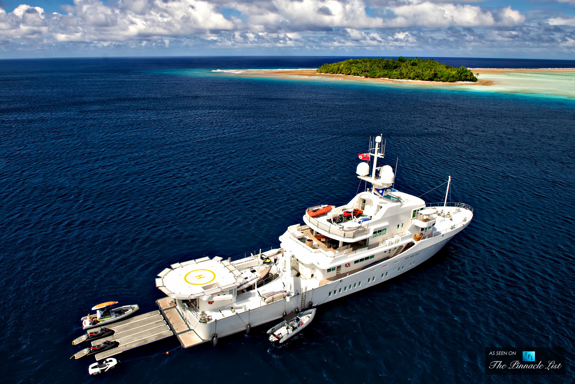 Senses Superyacht - Charter Availability for Caribbean and South Pacific