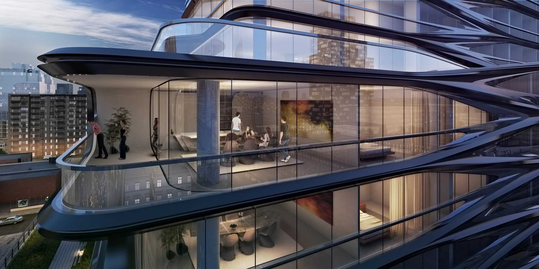 520 West 28th Street - New York City Luxury Market in 2018 - 5 Premier New Residential Developments