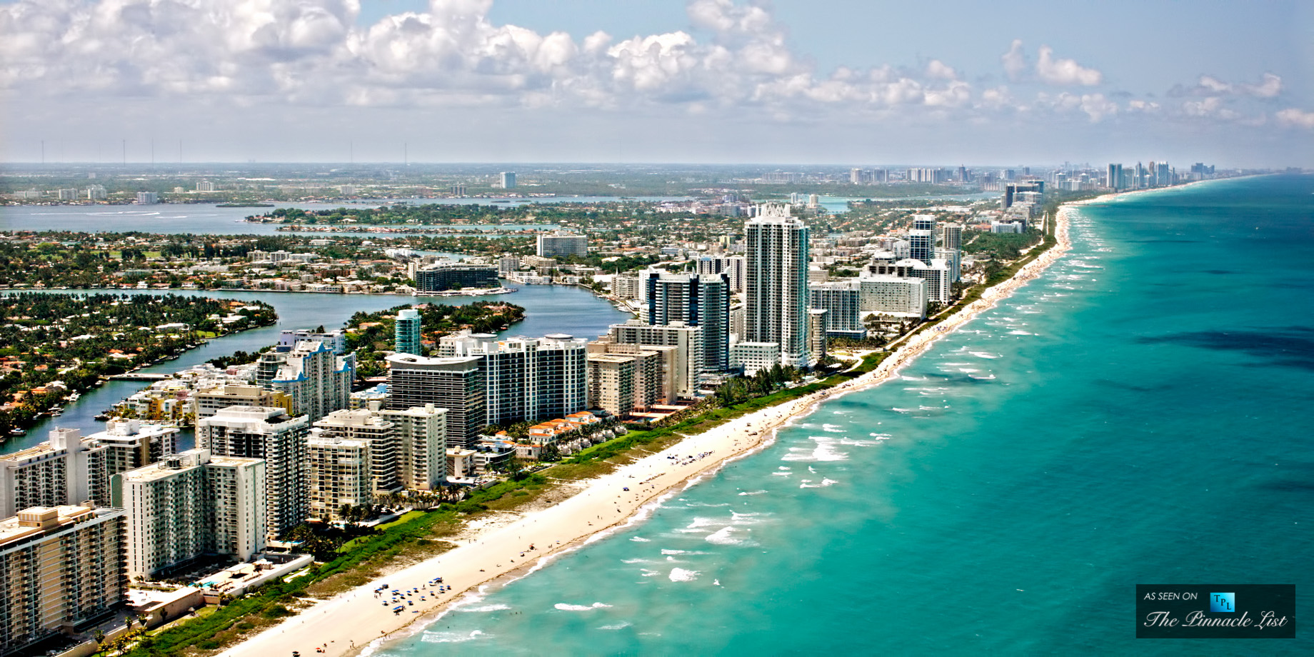 Miami Beach - Top 5 Locations For a Luxury Second Home in Florida