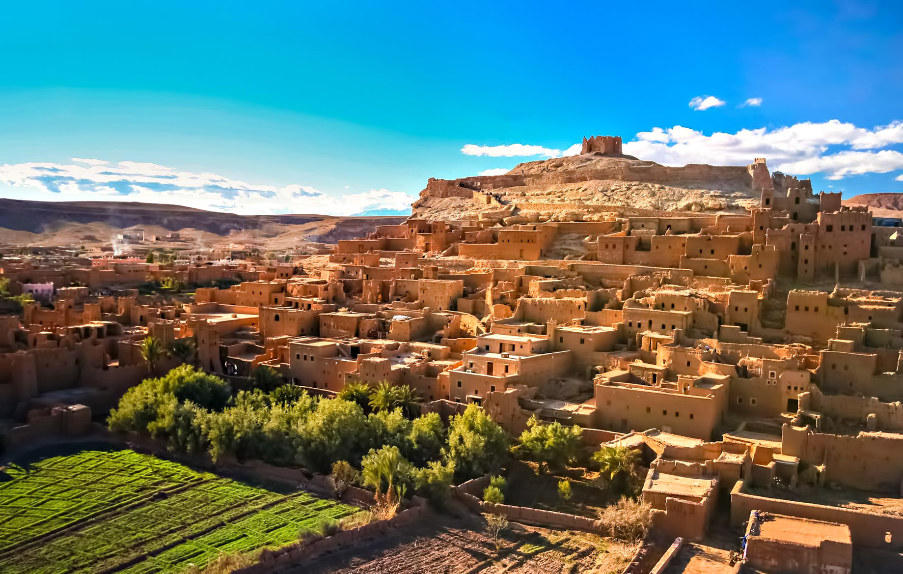 Morocco - Best Exotic Locations for Remote Workers to Consider a Second Home