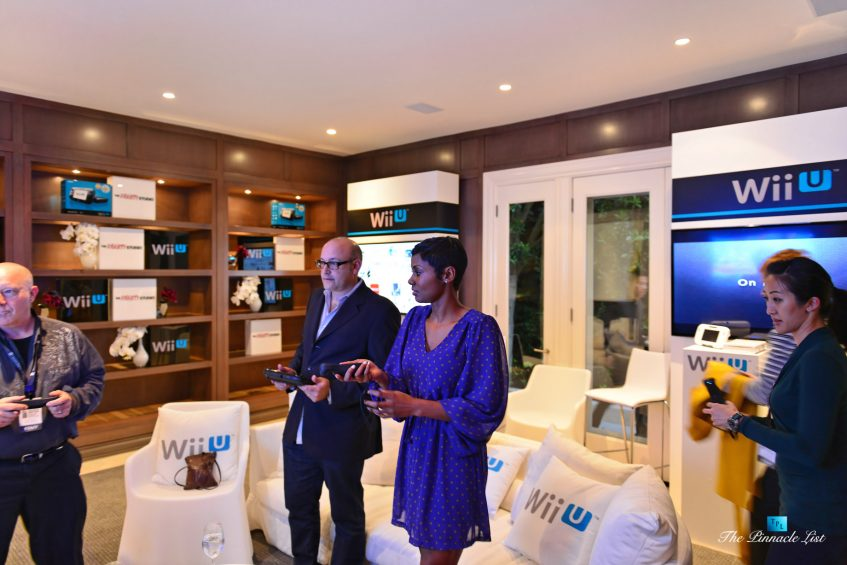 Emayatzy Corinealdi - Rolls-Royce Hosts The Variety Studio Event with Nintendo Wii U in Beverly Hills, California